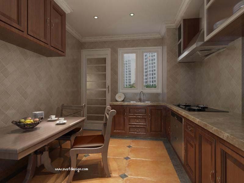 廚房設計作品 轉角室內設計公司